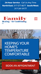 Mobile Preview of familyhvac.net